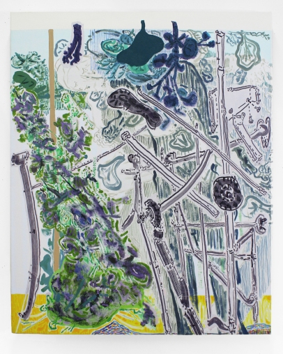 Daniel Mantilla drawing called Partnership Accessory System
