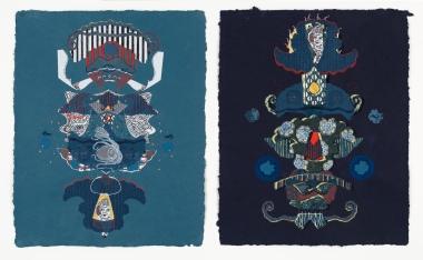 Helen Quinn prints