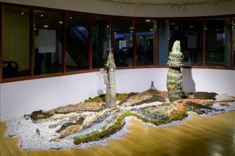 Sana Musasama Installation Maple Tree Series