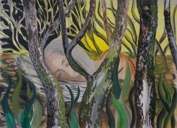 painting by Deborah Wasserman